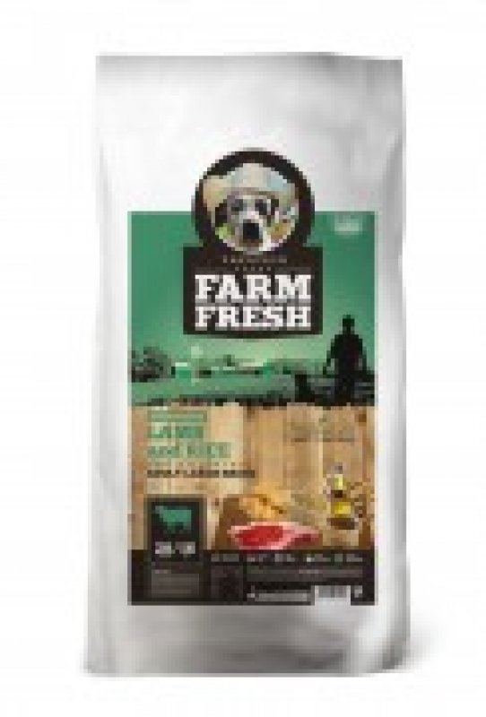 Topstein Farm Fresh Adult Lamb & Rice