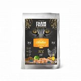 Farm Fresh CAT ADULT CHICKEN WITH BLUEBERRIES GRAIN FREE